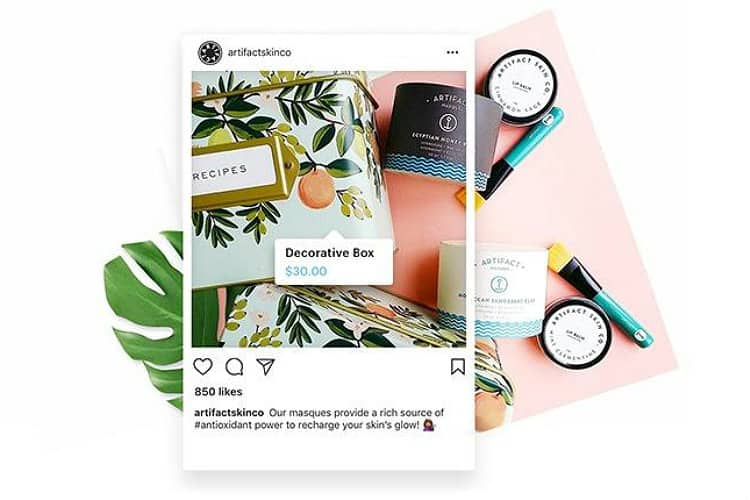 Shopify Rolling Out Instagram Shoppable Posts