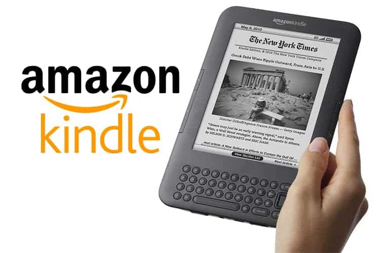 The Amazon Kindle is 10 Years Old!