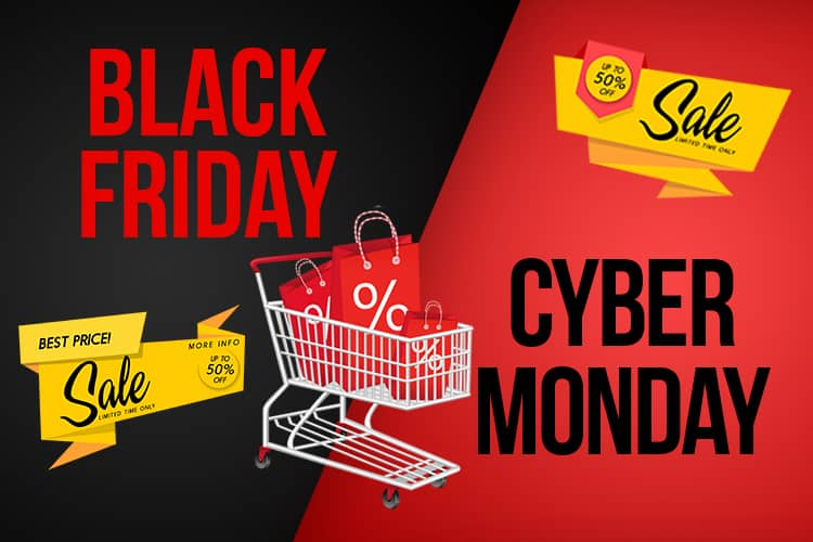 Black Friday and Cyber Monday eCommerce trends for 2017