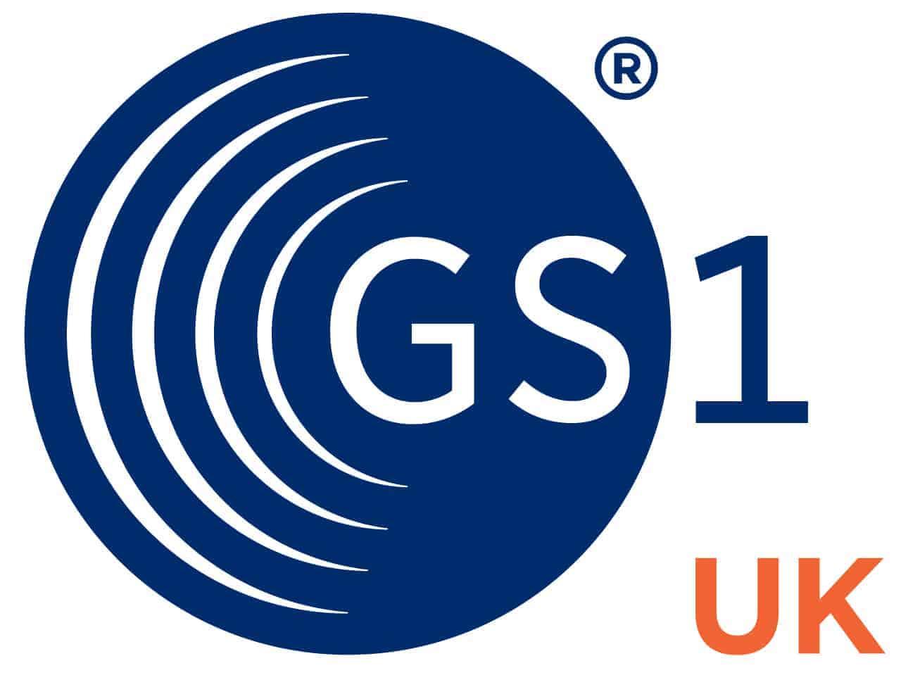 GS1UK logo