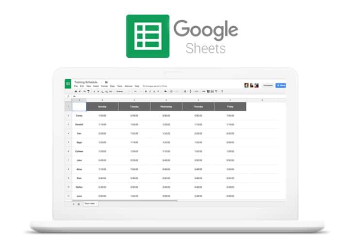 sign up sheet online google