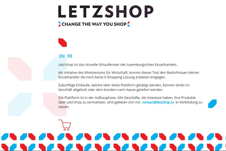 Letzshop.lu The Luxembourg Marketplace Goes Live in 2018