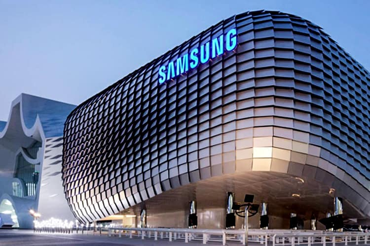 Samsung artificial intelligence centre