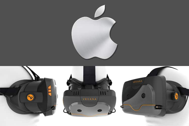 Apple Acquires Vrvana