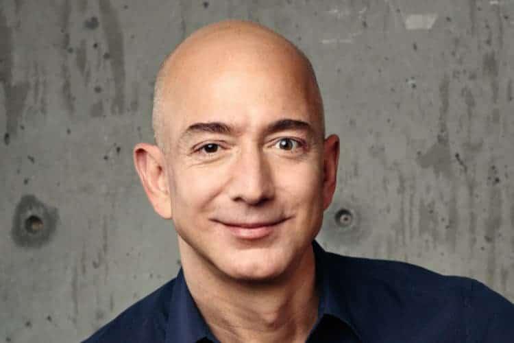 Amazon's Jeff Bezos Congratulates Best Buy on Alexa Skill Integration, Say What?