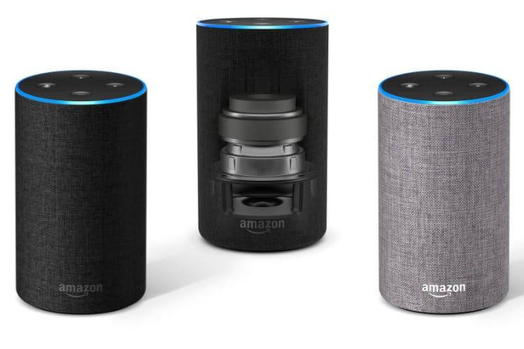 Amazon Sells Millions of Alexa Powered Devices Over Thanksgiving/Cyber Monday Weekend