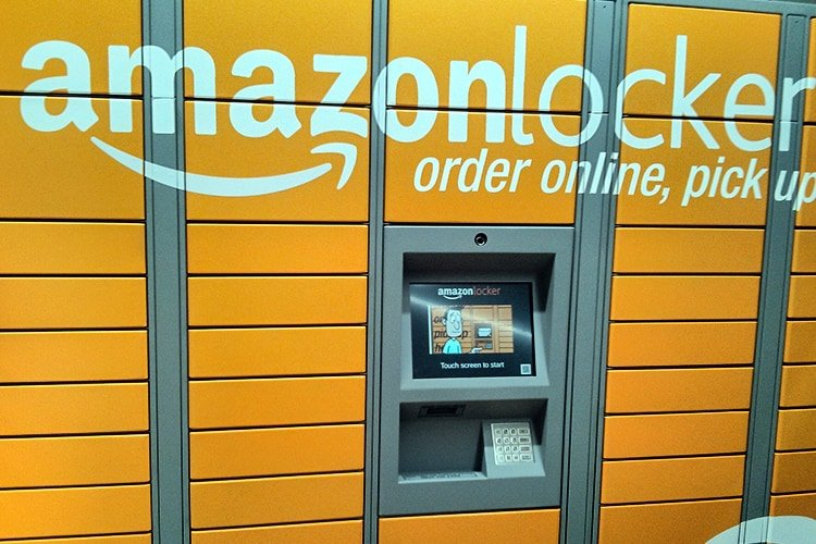 Amazon Has Advantage With Package Lockers