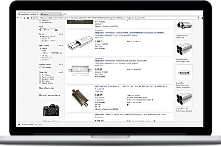 eBay Announces Promoted Listings for eBay Motors Parts & Accessories