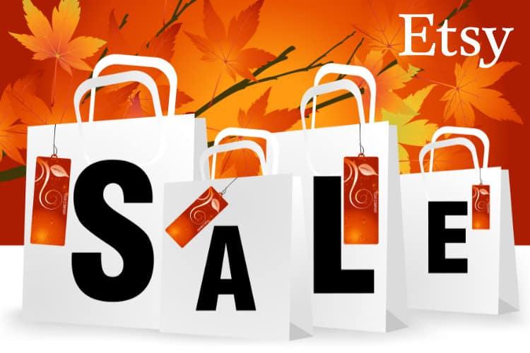 Etsy's First Holiday Season Sales Event Starts November 20