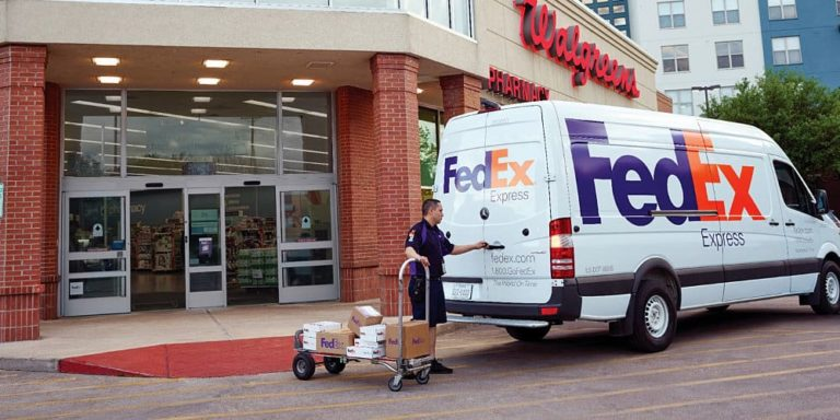 FedEx Announces Pick-up and Drop-Off Now at over 7,500 Walgreens Locations