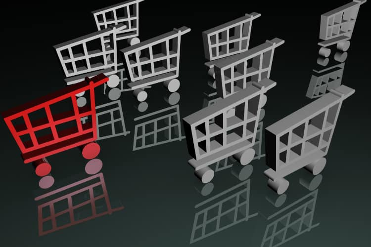 50% of Online Shoppers Abandon Carts Depending on Delivery Options