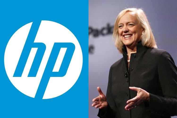 Meg Whitman Steps Down As HPE CEO