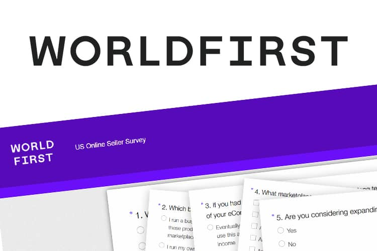 The WorldFirst Online Sellers Survey 2017