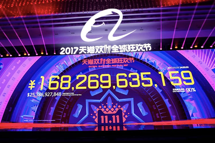 Alibaba's Singles' Day As a Commercial Venture