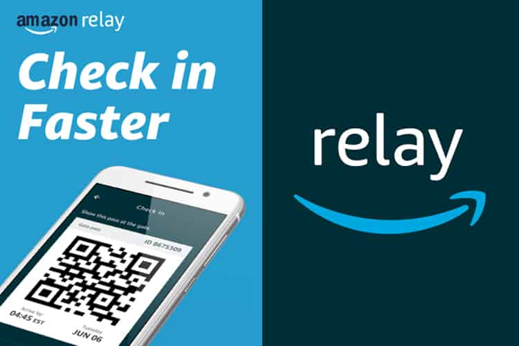 Amazon Launches Relay App to Assist Truck Drivers