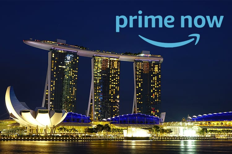 Amazon Launches Prime Service in Singapore