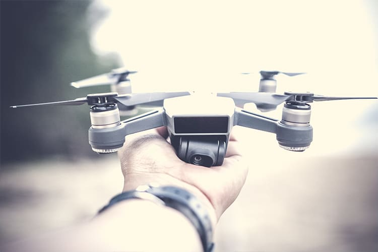 Tracking System for Drones May Lead to Drone Delivery In The USA