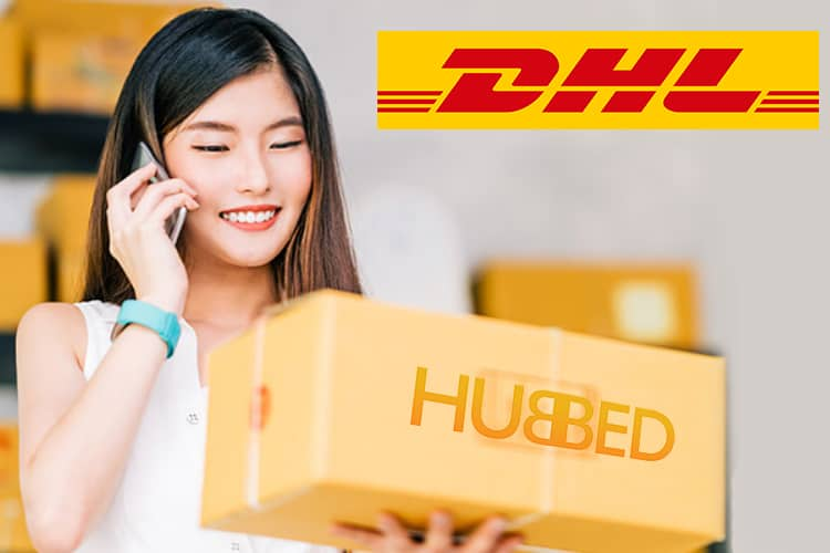 HUBBED Signs Deal with DHL eCommerce to Launch New International Delivery Service