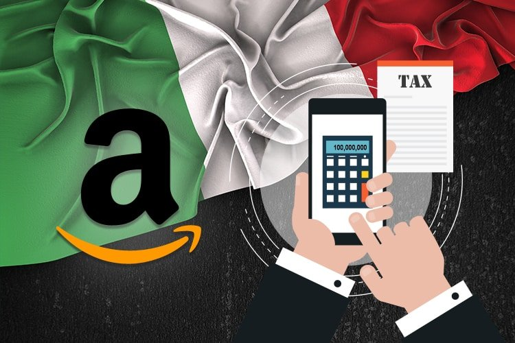 Amazon Agrees to pay €100m To Settle Italian Tax Dispute