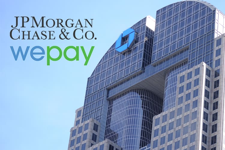 JP Morgan Chase Acquires WePay