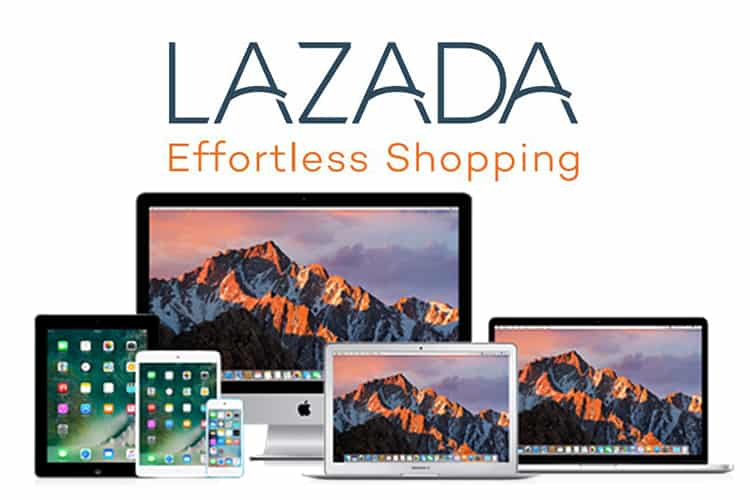 Apple Products Now on Lazada