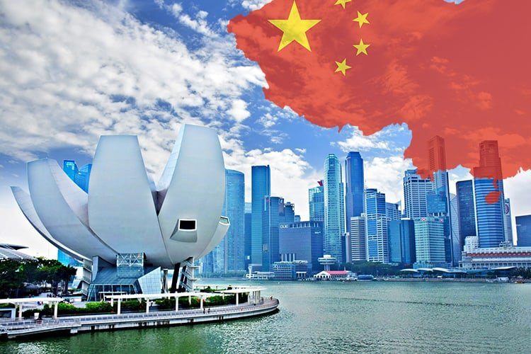 Singapore Is Top Destination For Chinese Investment