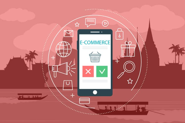How the eCommerce in Thailand Evolved Over the Last Year
