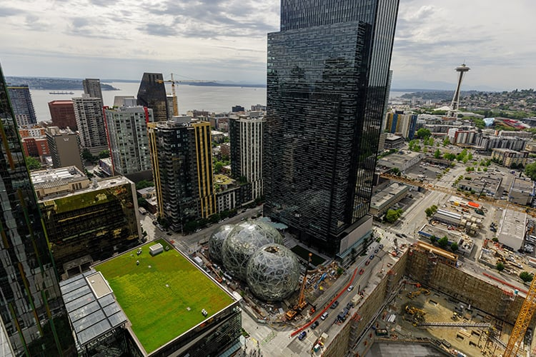 New Study Tries To Predict Amazon's New Headquarters
