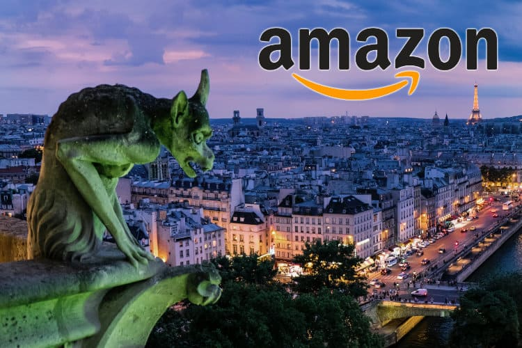 French Government Files Complaint Against Amazon