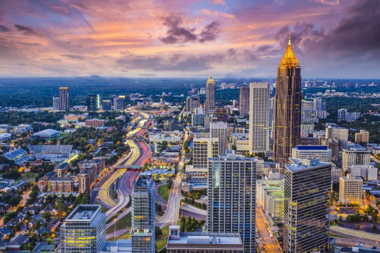 Amazon Second HQ Search Starts in Atlanta, Georgia?