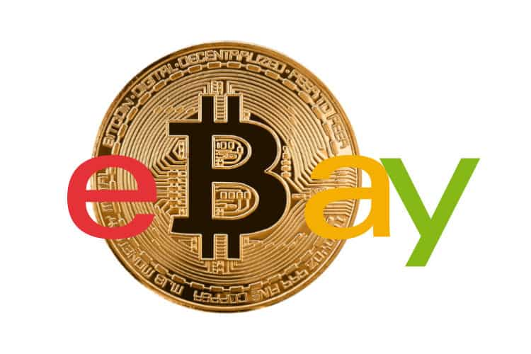 eBay Seriously Considering Bitcoin and Other Cryptocurrencies