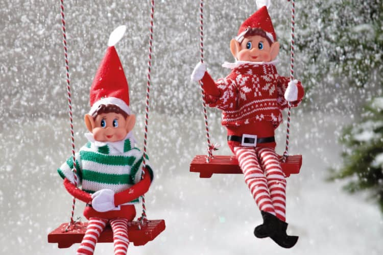Poundland Divide Opinion with #elfbehavingbad Twitter Campaign