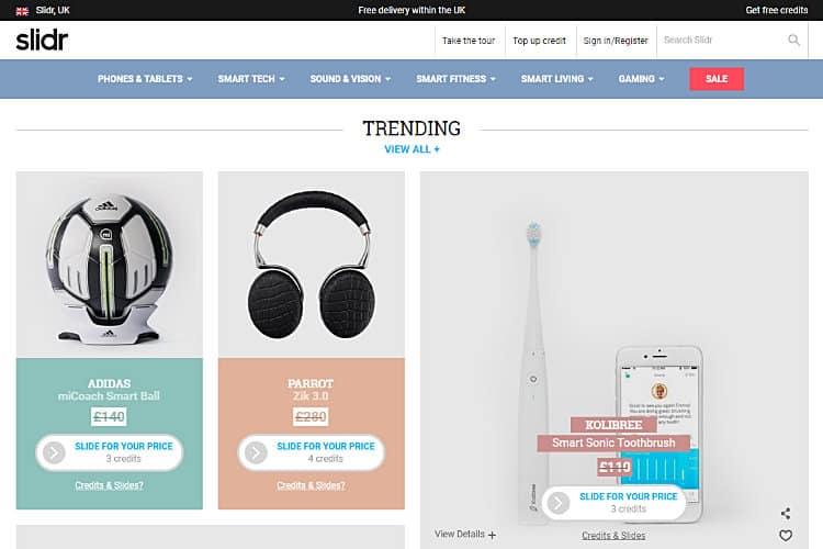 UK Based Lebanese Startup Slidr is Trying to Innovate eCommerce