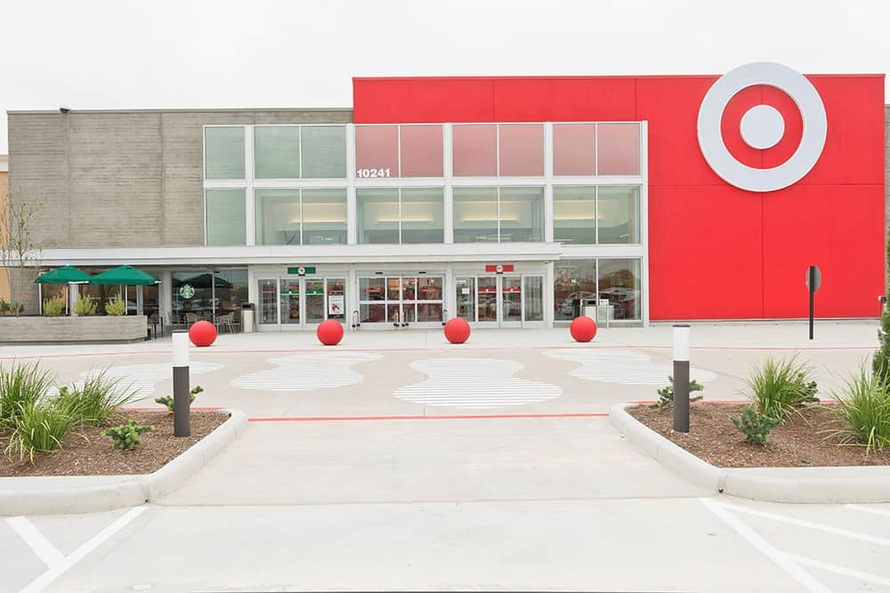 Target finally takes ecommerce a bit more seriously for Store building design