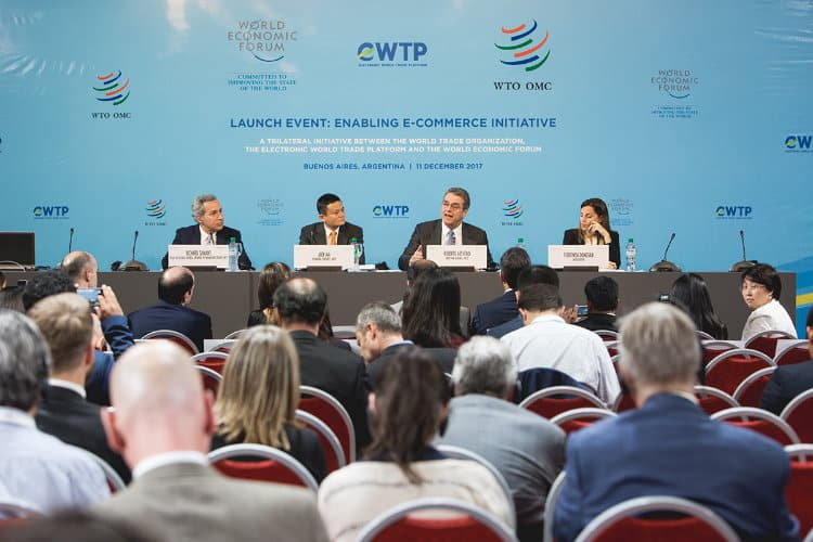 The WTO Launches eCommerce Initiative for Micro and Small Businesses