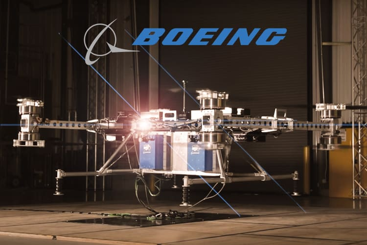 Boeing Builds a Giant Heavy-Lifter Drone to Change The Future of Drone Delivery