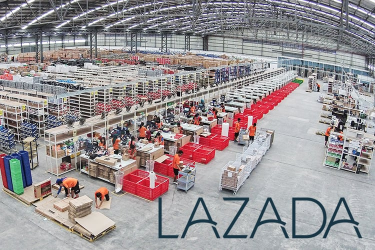 Lazada Will Have Fully Automated Warehouse By Next Year