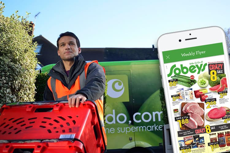 Sobeys Ties Up With Ocado To Expand Online Grocery Business