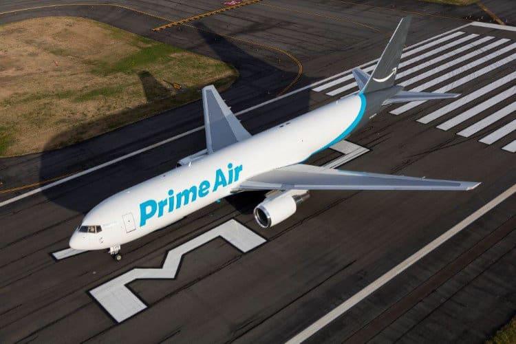 Amazon to Expand Prime Air Operations at CVG Air Hub