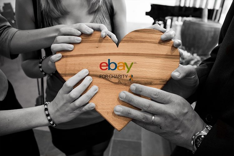eBay's Fund-Raising Campaign For Charities Reached 84 Million in 2017