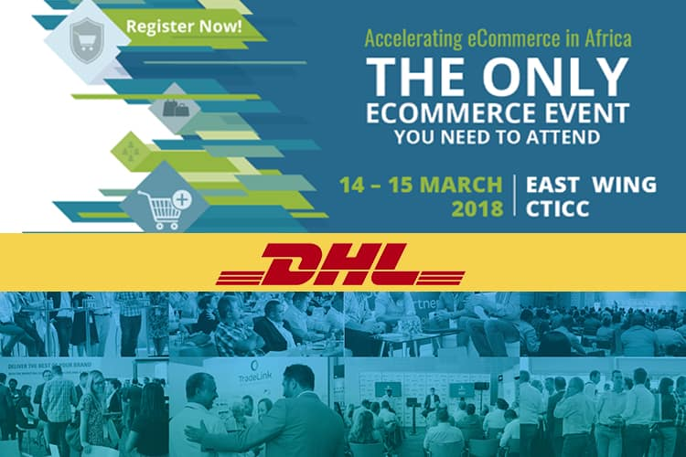 DHL to Sponsor Major South African eCommerce Conference