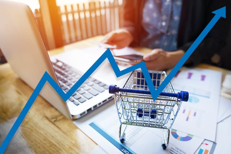 eCommerce Traffic Went Up During The New Year