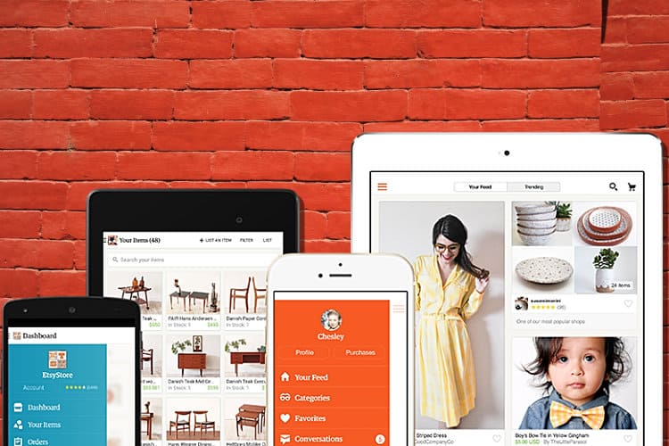 Etsy Introduces Basic Financial Tools to App