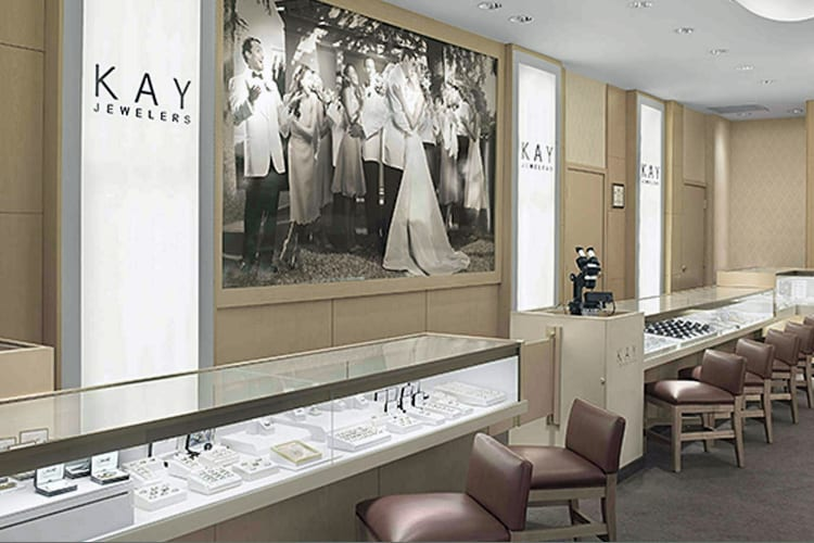 Signet Jewelers, Operator of Kay Jewelers Reports Slow Store Sales