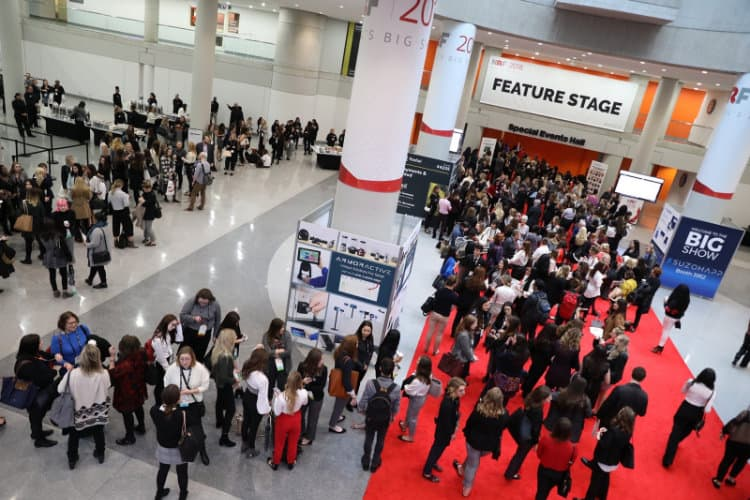 NRF: Retail's BIG Show 2018 – Students Learn About Entrepreneurship