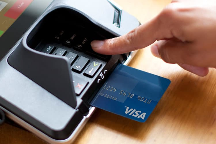 VISA Ditches Signature Requirement for Cards with EMV Chip