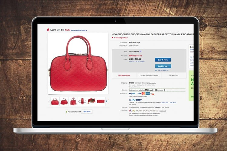 The Perfect eBay Listing – Part 2 – Creating Great Product Images