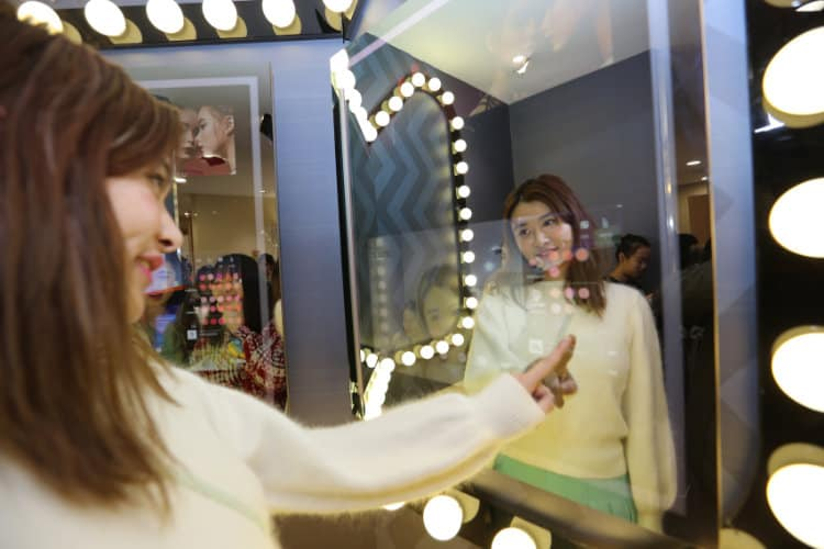 Alibaba Rolls Out Virtual Reality Dressing Room in Hangzhou