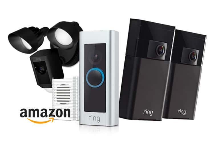 Amazon Buys Smart Doorbell Maker Ring