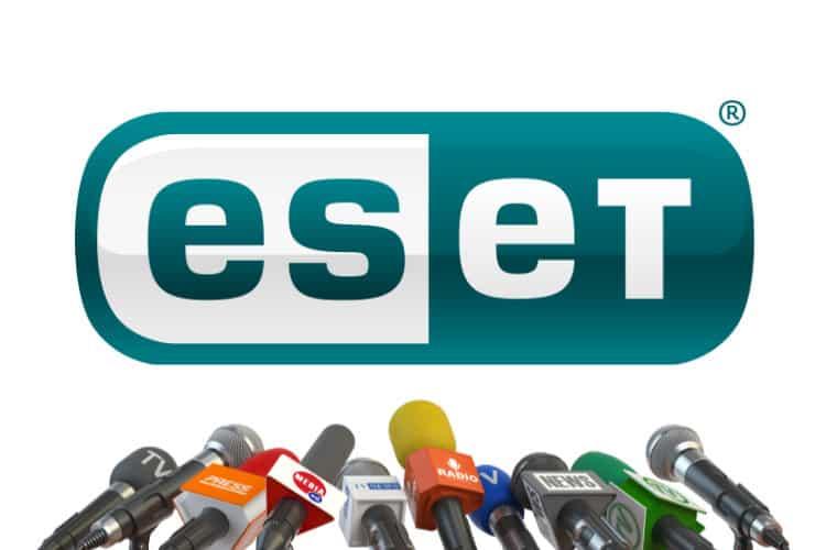 eset press release